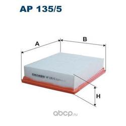 Фильтр воздушный Filtron (Filtron) AP1355