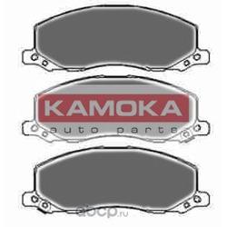 Комплект тормозных колодок, дисковый тормоз (KAMOKA) JQ101125