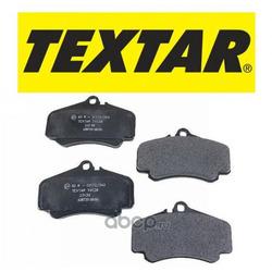 Колодки тормозные дисковые TEXTAR (Textar) 2355402