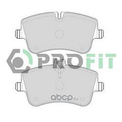 Комплект тормозных колодок (PROFIT) 50001428