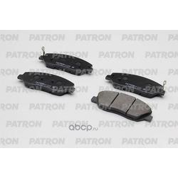 Колодки тормозные дисковые передн HYUNDAI: SANTA FE 07-09 / KIA: SORENTO 09- (произведено в Корее) (PATRON) PBP1379KOR