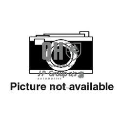 Комплект тормозных колодок, дисковый тормоз (JP Group) 1263602410
