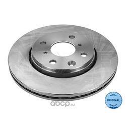 Тормозной диск (Meyle) 11155210037