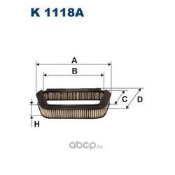 Фильтр салонный Filtron (Filtron) K1118A