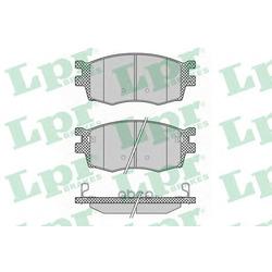 Комплект тормозных колодок, дисковый тормоз (Lpr) 05P1345