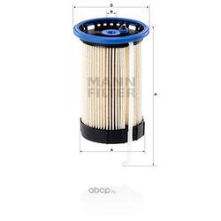 Топливный фильтр (MANN-FILTER) PU80081