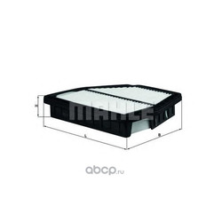 Воздушный фильтр (Mahle/Knecht) LX2965