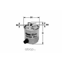 Топливный фильтр (Clean filters) DN1984