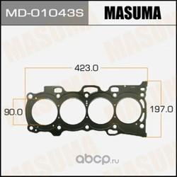Прокладка ГБЦ (Masuma) MD01043S