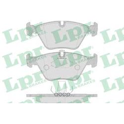 Комплект тормозных колодок, дисковый тормоз (Lpr) 05P649