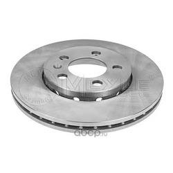 Тормозной диск (Meyle) 1155211018