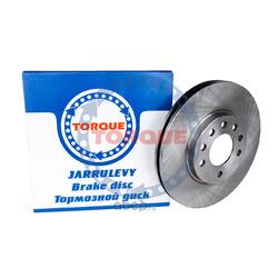 Диск тормозной вентилируемый (TORQUE) JL116