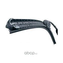 Набор щеток стеклоочистителя A215S, бескаркасные Aerotwin, 650мм/600мм, крепление Pinch Tab (Bosch) 3397007215