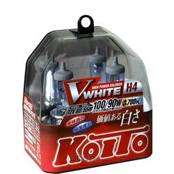 Лампа высокотемпературная Koito Whitebeam, комплект 2 шт. (KOITO) P0746W