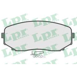 Комплект тормозных колодок, дисковый тормоз (Lpr) 05P1573
