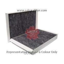 Фильтр салона угольный комплект (Sakura) CAC26070