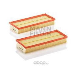 Фильтры воздушные (MANN-FILTER) C369832