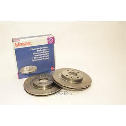 Тормозной диск (Klaxcar) 25006Z