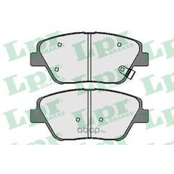 Комплект тормозных колодок (Lpr) 05P1736