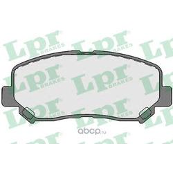 Комплект тормозных колодок (Lpr) 05P1748