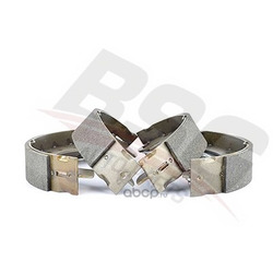 Колодки тормозные, комплект, задние (BSG) BSG70205006