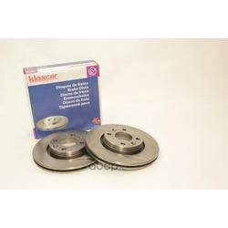 Тормозной диск (Klaxcar) 25749Z