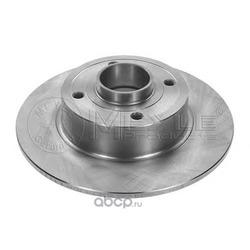 Тормозной диск (Meyle) 16155230016