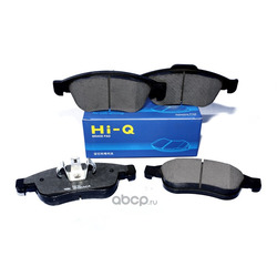 КОЛОДКИ ТОРМОЗНЫЕ ПЕРЕДНИЕ (Sangsin brake) SP1565