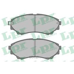 Комплект тормозных колодок, дисковый тормоз (Lpr) 05P1499