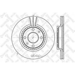 Тормозной диск (Stellox) 60203910VSX
