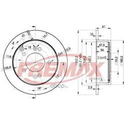 Тормозной диск (FREMAX) BD2905