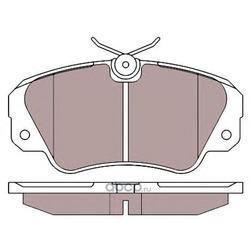Комплект тормозных колодок, дисковый тормоз (Mapco) 6460