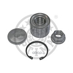 Подшипник ступицы колеса заднего (Optimal) 702976