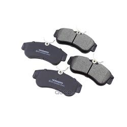 Колодки тормозные дисковые (Friction Master) MKD9034