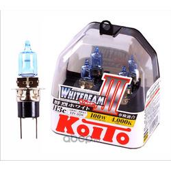 Лампа высокотемпературная Koito Whitebeam, комплект 2 шт. (KOITO) P0753W