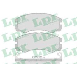 Комплект тормозных колодок, дисковый тормоз (Lpr) 05P658