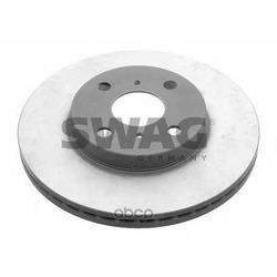 Тормозной диск (Swag) 81927942