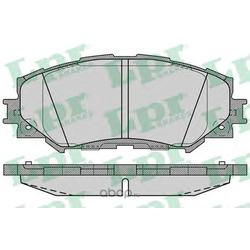 Комплект тормозных колодок, дисковый тормоз (Lpr) 05P1258
