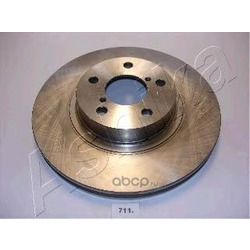 Тормозной диск (Ashika) 6007711