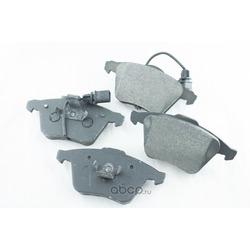 Дисковые тормозные колодки (Friction Master) MKD1111