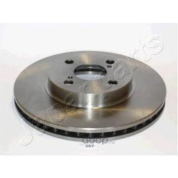 Тормозной диск (Japanparts) DI207