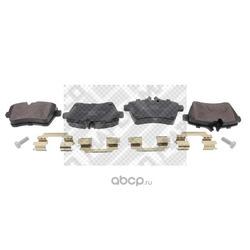 Комплект тормозных колодок (Mapco) 6918