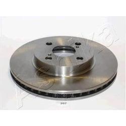 Тормозной диск (Ashika) 6002207