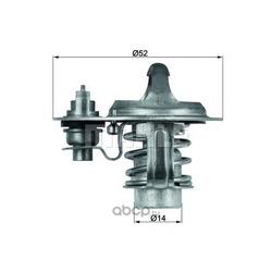 Термостат, охлаждающая жидкость (Mahle/Knecht) TX7688D