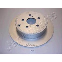 Тормозной диск (Japanparts) DP214