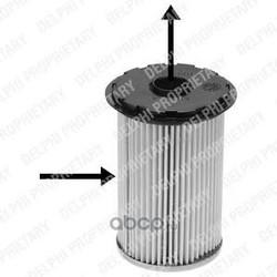 Фильтр топливный (Delphi) HDF929