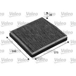 Фильтр, воздух во внутренном пространстве (Valeo) 715512