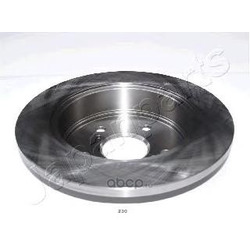 Тормозной диск (Japanparts) DP230