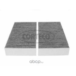 Фильтр, воздух во внутреннем пространстве (Corteco) 80000647