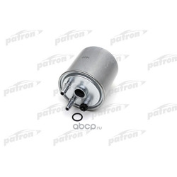 Фильтр топливный RENAULT: KANGOO 08-, KANGOO BE BOP 09-, KANGOO EXPRESS 08-, LAGUNA III 07-, LAGUNA III GRANDTOUR 07-, LAGUNA КУПЕ 08-, LATITUDE 11-, TWINGO 07- (PATRON) PF3250